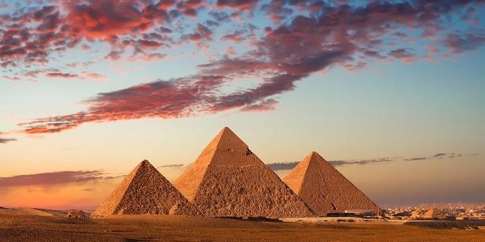 Pyramids of Giza – Egypt