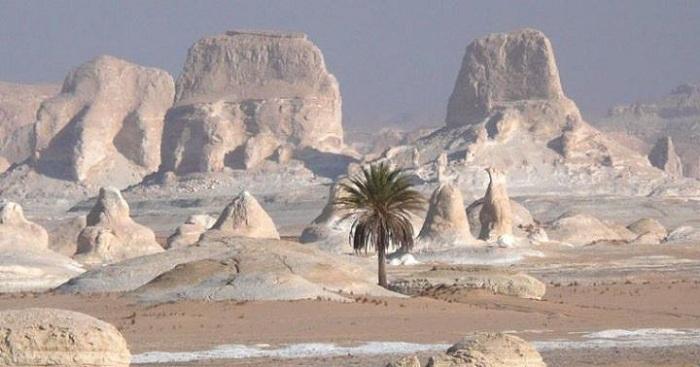 White Desert – Egypt